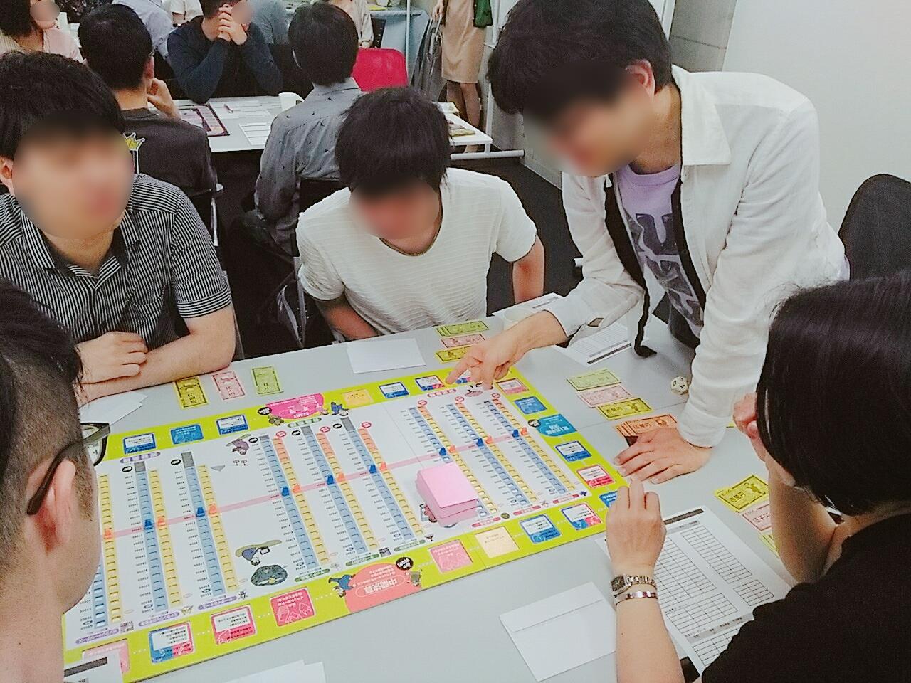株ゲーム体験会